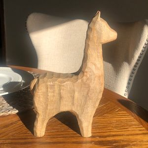 Llama figure
